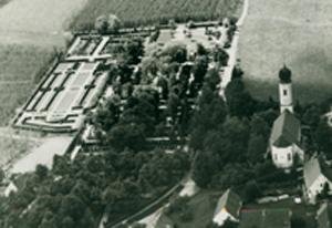 Friedhof 1954