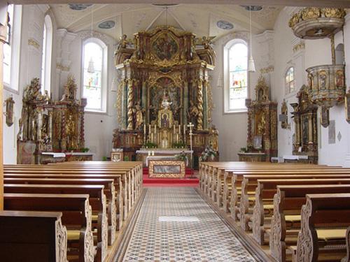 Kirchenschiff 2007