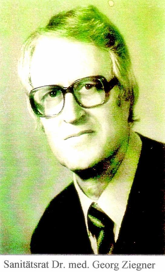 Sanitätsrat Dr. med. Georg Ziegner