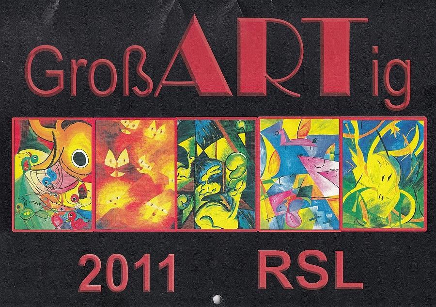 Titel Schulkalender 2011