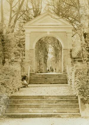 Friedhof 1974
