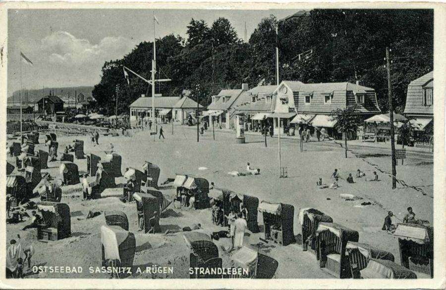 Ostseebad Sassnitz 1930