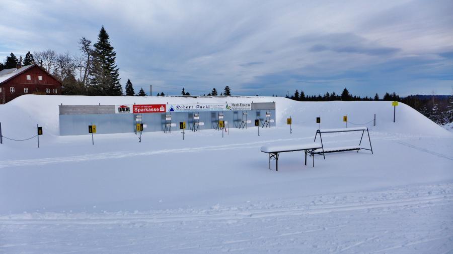 Biathlonanlage 4