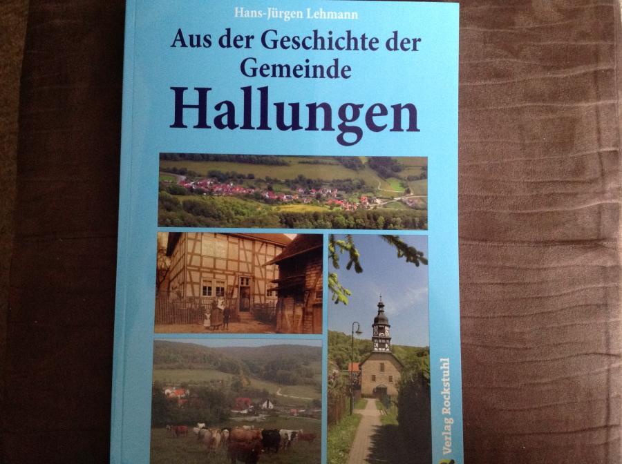 Chronik Hallungen