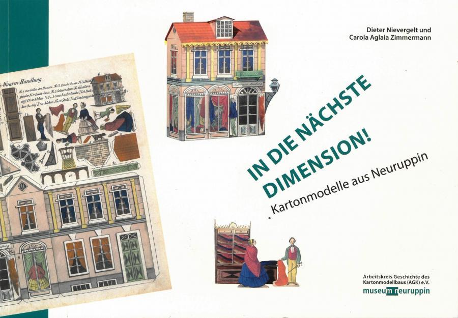 Cover der Begelitpublikation zur Ausstellung