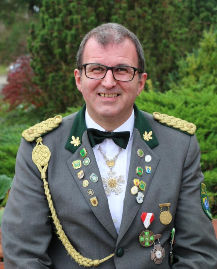 Vizepräsident Jürgen Prigge 2017