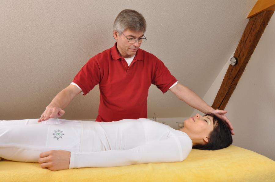 Reiki Grad 1 körperlicher Bereich