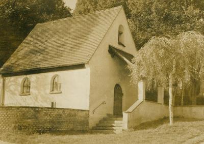 Evangelische Kapelle 1938