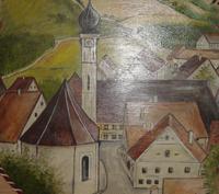 Frauenkirche Malerei