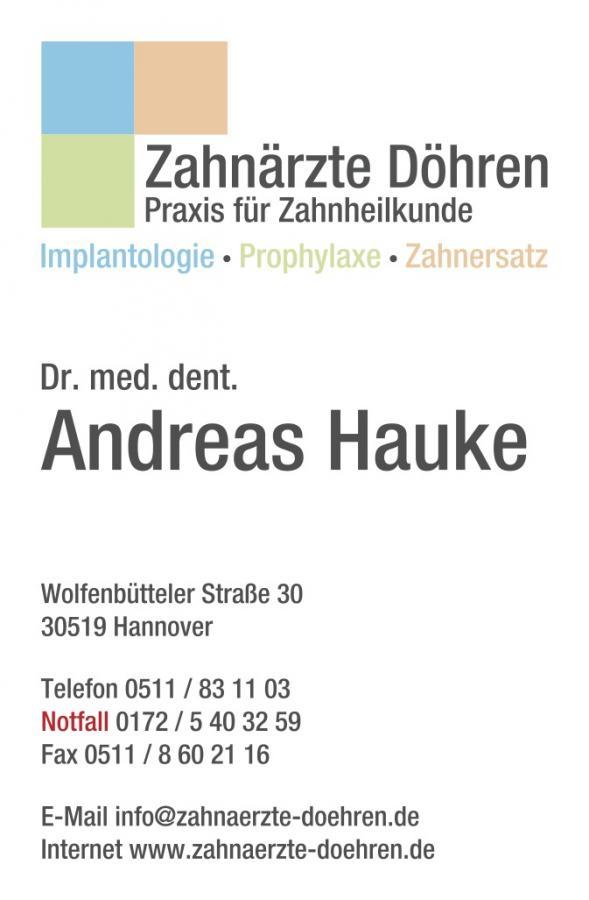 Dr. Hauke Zahnarzt