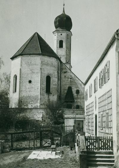 Pfarrhof 1963