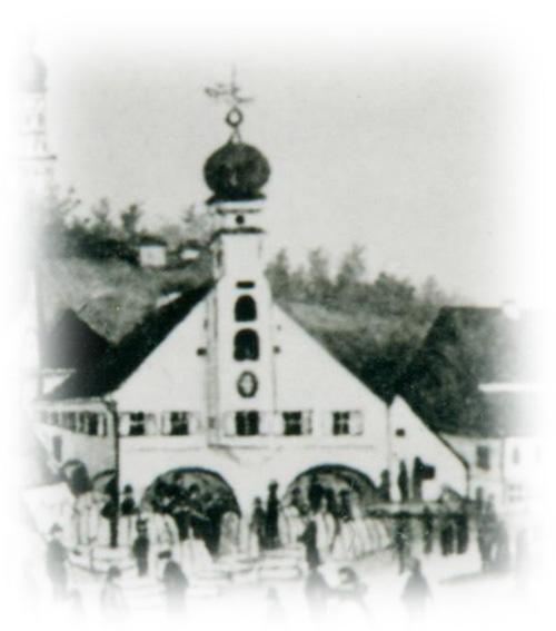 Rathaus 1756