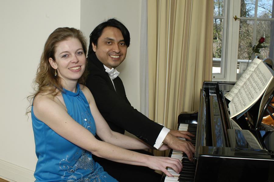 Katja und Boris Cepeda