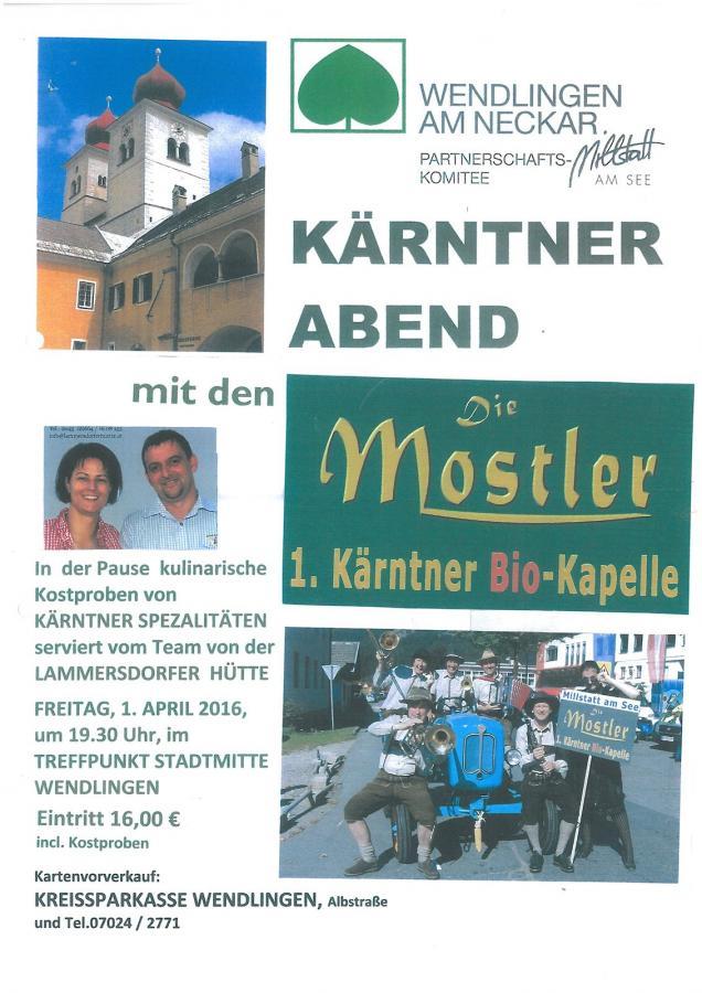 Plakat Kärntner Abend 01-04-2016