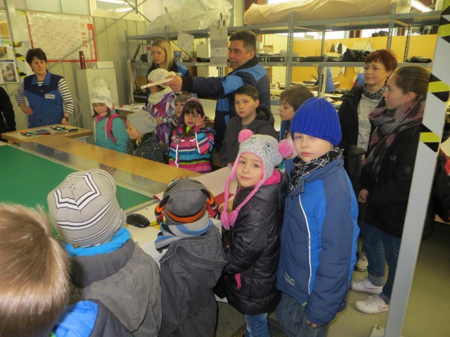Besuch der Torgelower Polstermöbel