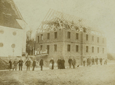 Klosterbau 1893