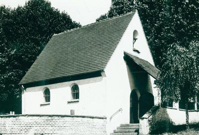 Evangelische Kapelle 1955