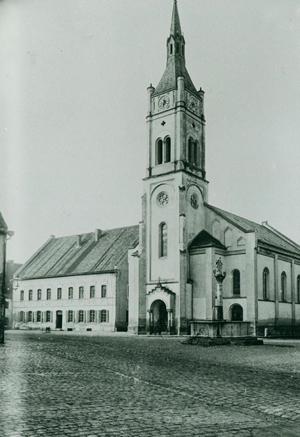 Frauenkirche 1896