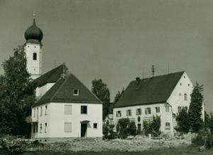 Pfarrhof 1964