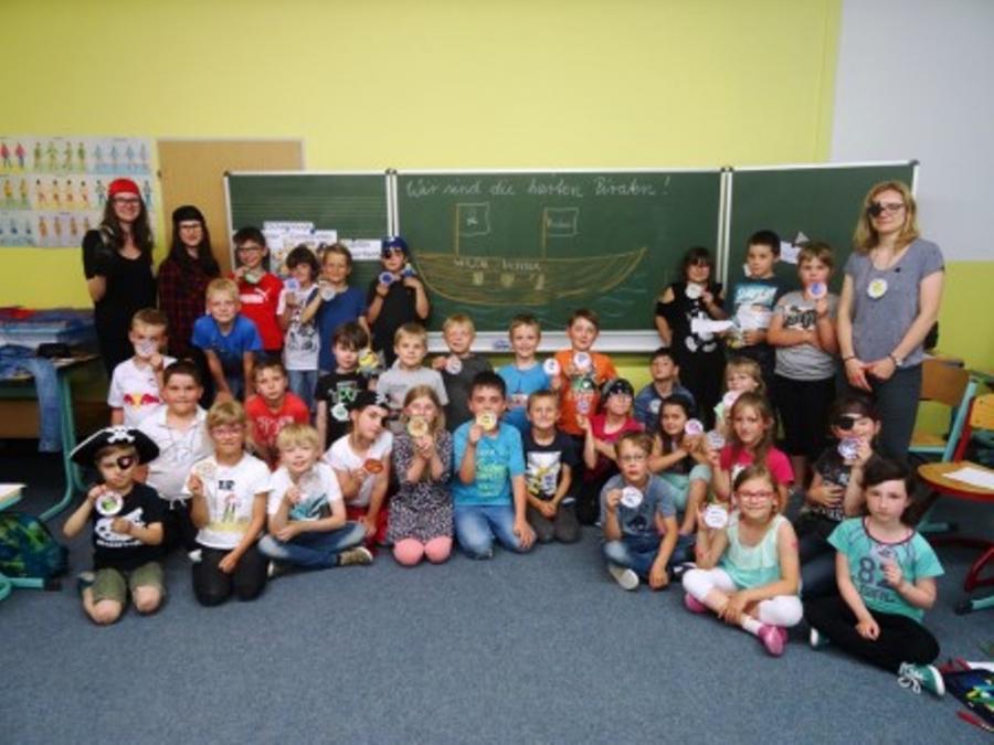 Grundschule Rosenbach - Projekte