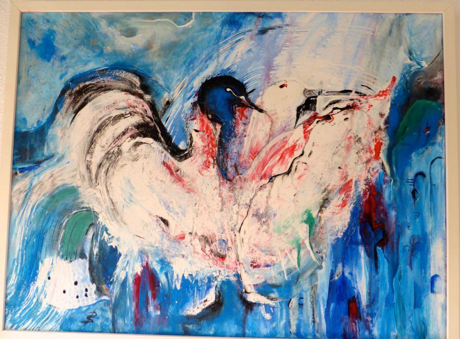 Der Hahn ist tot