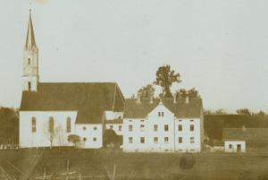 Salvatorkirche 1914