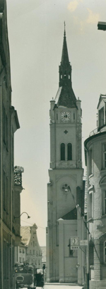 Kirchenumbau