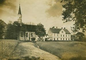 Salvatorkirche 1920