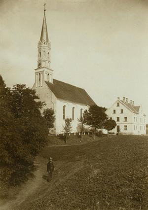 Salvatorkirche 1910