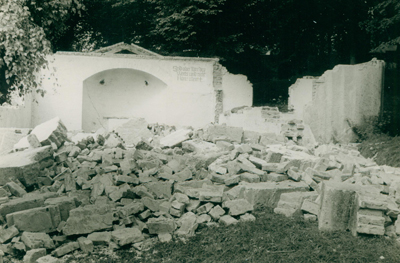 Evangelische Kapelle 1963