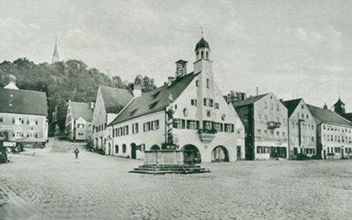 Rathaus 1930