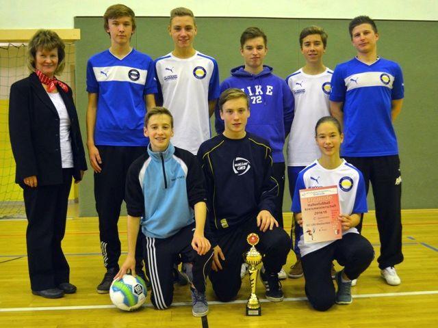 Kreismeister C-Junioren 2014 SC UM Weißenfels