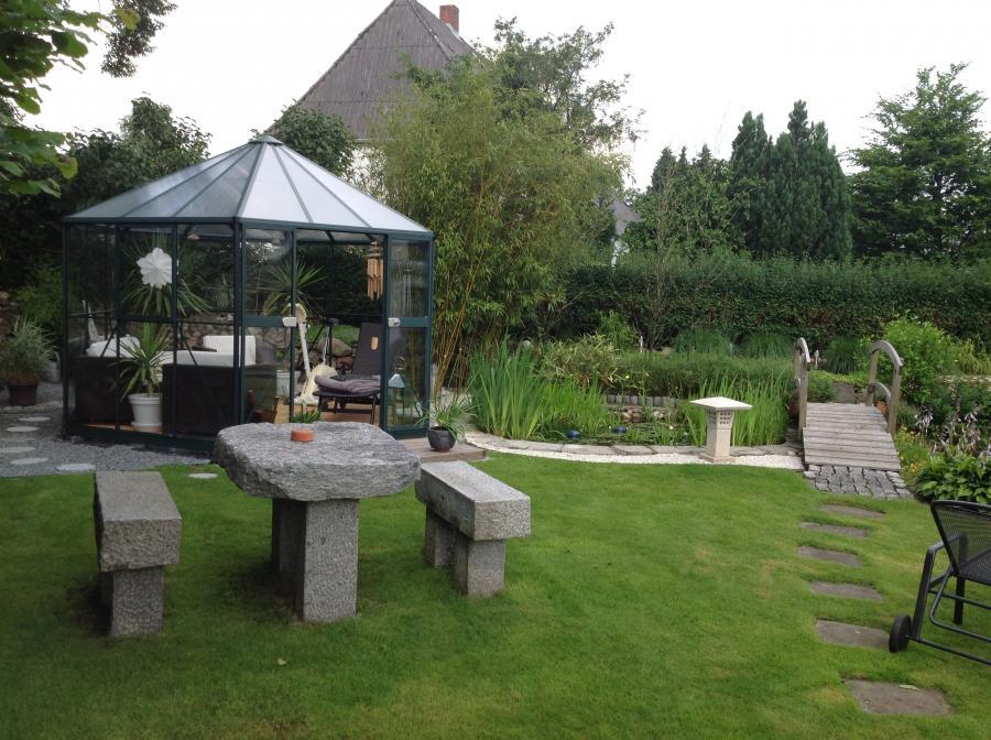 Garten 2 - Pavillon