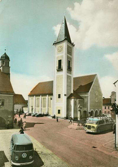 Neue Kirche 1966