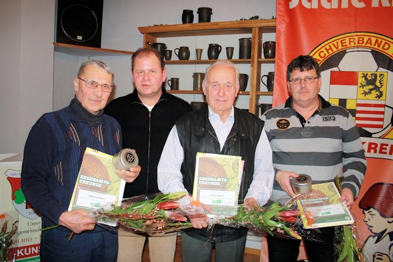 DFB Ehrenamtspreisträger