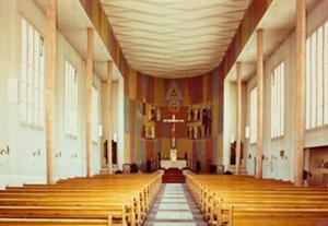 Neue Kirche 1977