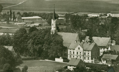 Salvatorkirche 1963