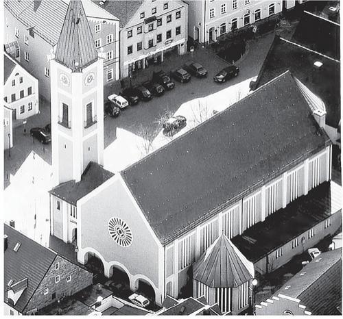 Frauenkirche 1980