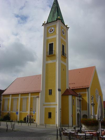 Frauenkirche 2008