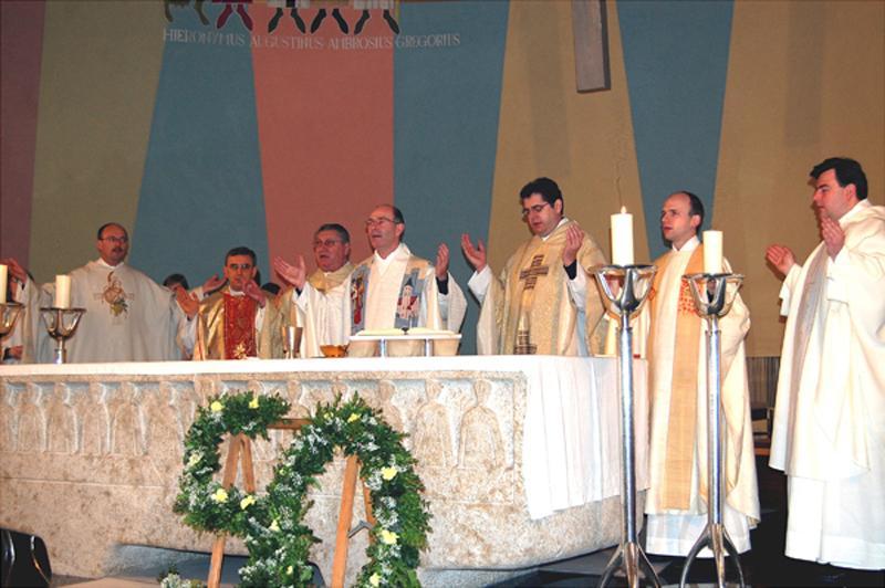 50 Jahrfeier der Liebfrauenkirche