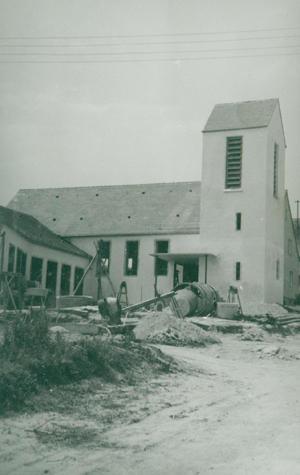 Evangelische Kirche 1956