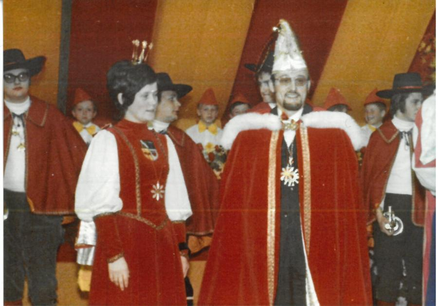 Friedbert u Eva 1971