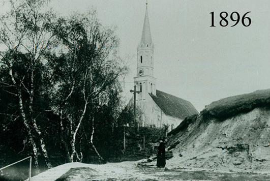 Salvatorkirche 1896