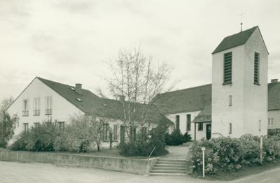 Evangelische Kirche 1968