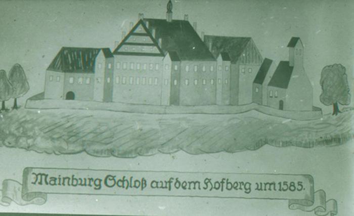 Schloss 1585
