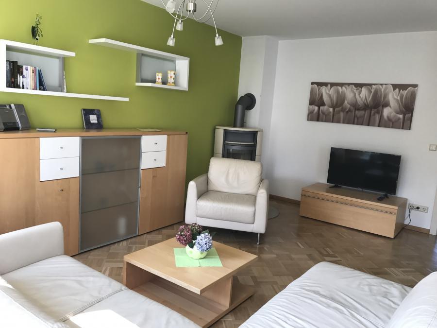 Wohnzimmer Whg 4
