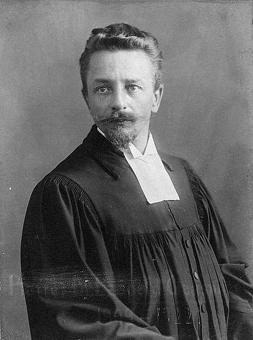 Pfarrer Dr. Leopold Clausnitzer