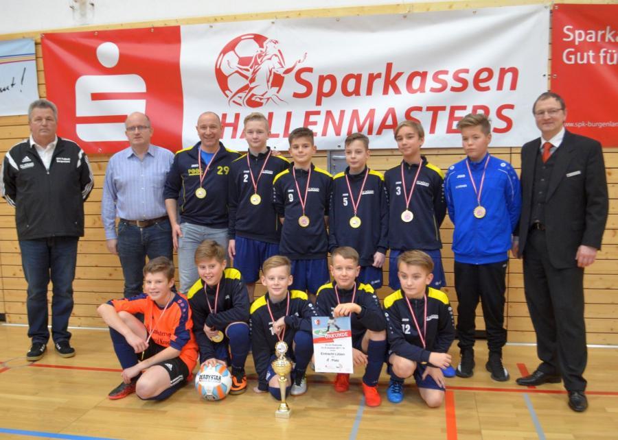 Hallenkreismeister D- Junioren 2017/18: Eintracht Lützen I