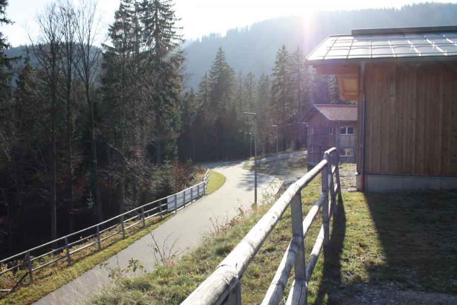 Hohenzollern Skistadion am Großen Arbersee- Rollerbahn