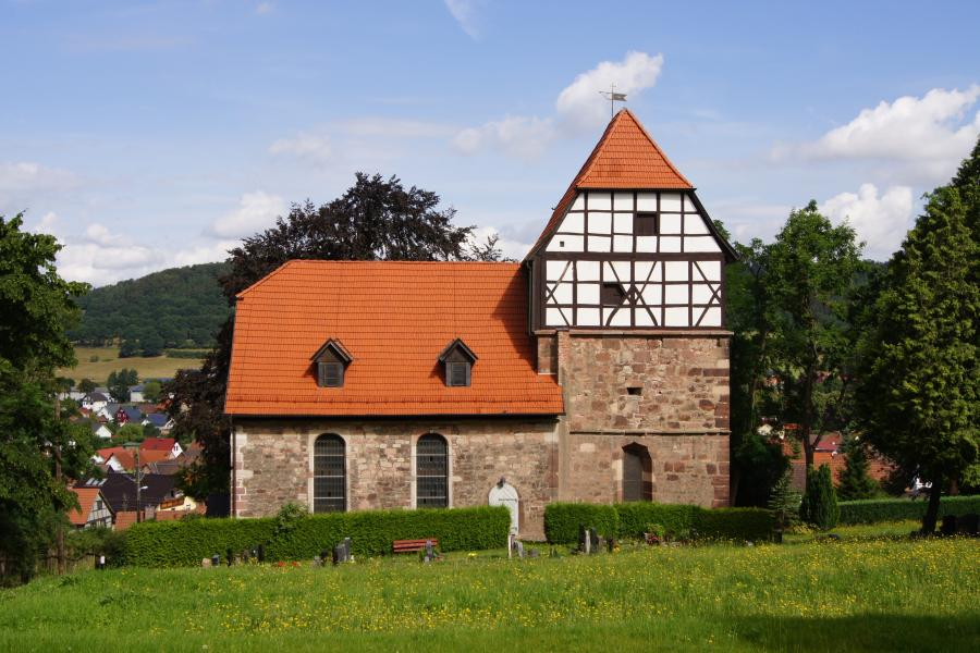 Evangelische Kirche OT Kieselbach